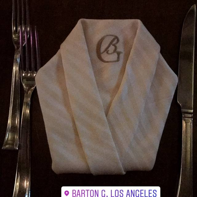 Barton G. The Restaurant - Los Angeles, West Hollywood, CA