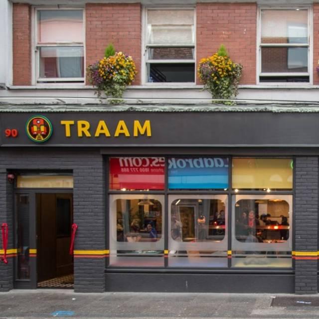 Traam Eastern Eathouse Restaurant, Dublin, Co. Dublin