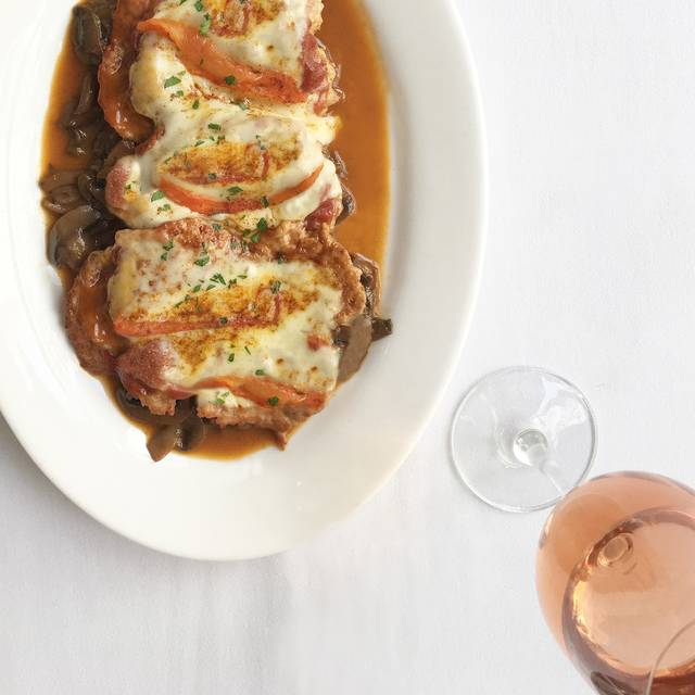 Il Mulino Uptown Restaurant Week Lunch Menu