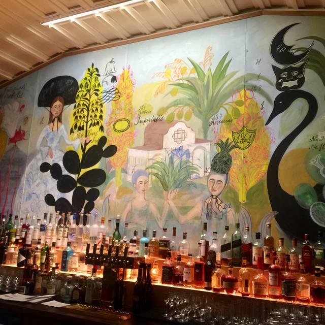 Sam's Social Club, Calistoga, CA