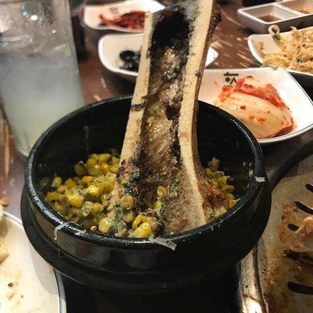 Hanjip Korean BBQ, Culver City, CA