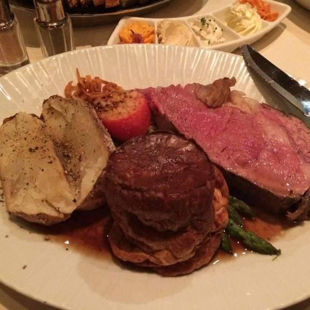 Copper Rock Steakhouse - Four Winds Casino Resort, New Buffalo, MI