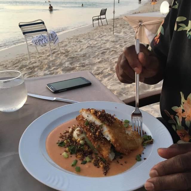 Atardi [formerly Simply Fish], Palm Beach, Aruba