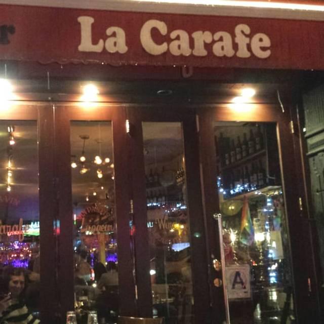La Carafe, New York, NY
