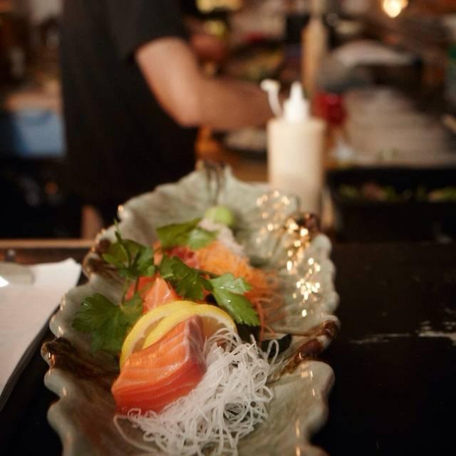 Moshi Moshi Japanese seafood Restaurant, Port Melbourne, AU-VIC