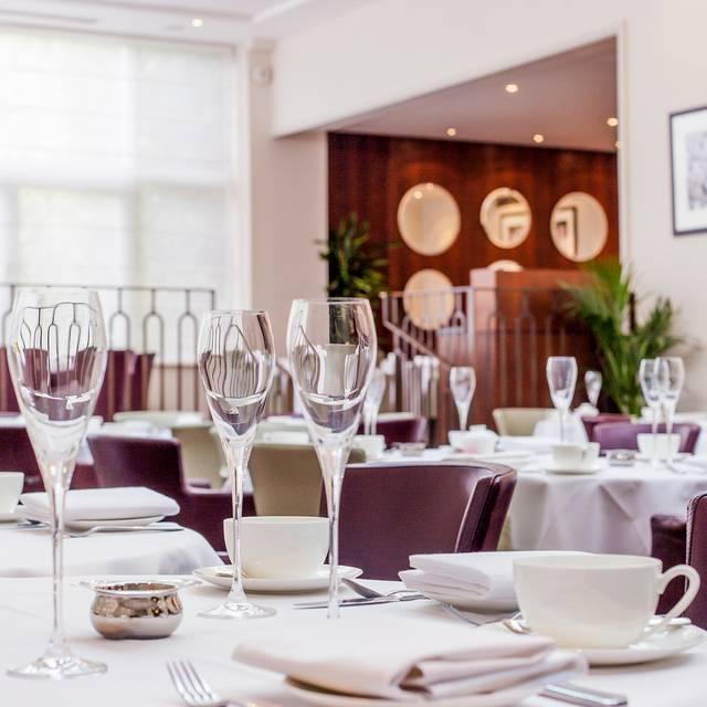 The Restaurant at Sopwell House, St. Albans, Hertfordshire