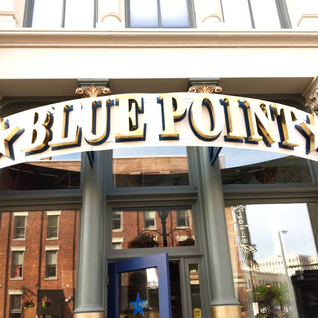 Blue Point Grille, Cleveland, OH