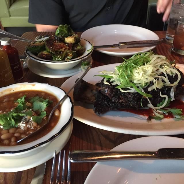 Lambert's Downtown BBQ, Austin, TX