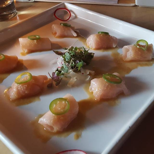 Katsuya - Hollywood, Los Angeles, CA