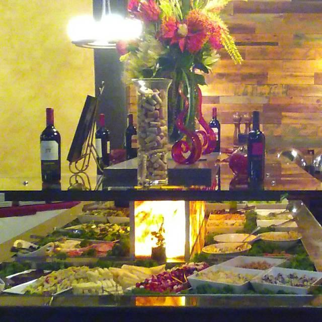 Flame & Fire Brazilian Steakhouse, Roseville, CA