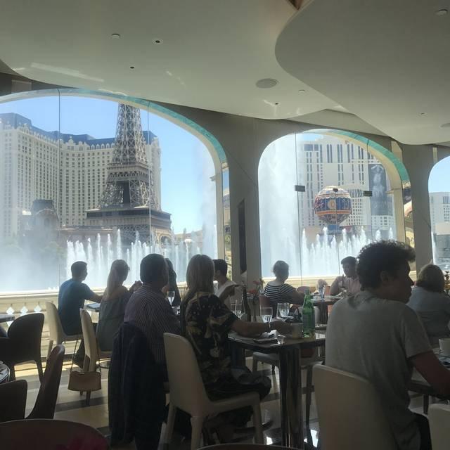 Lago - Bellagio, Las Vegas, NV