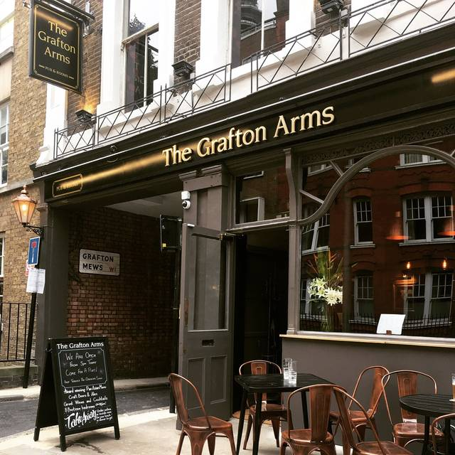 The Grafton Arms, London