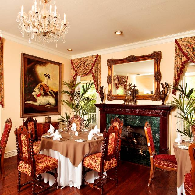 Parlor East - Restaurant506 at The Sanford House, Arlington, TX