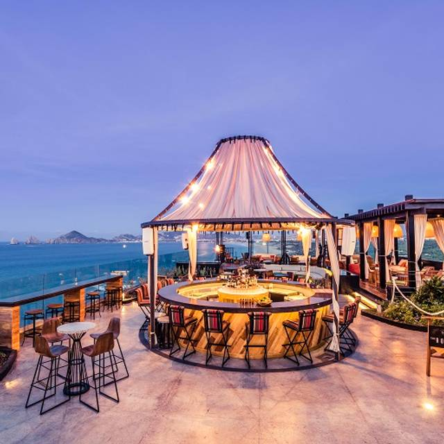 The Rooftop At Cape A Thompson Hotel Cabo San Lucas