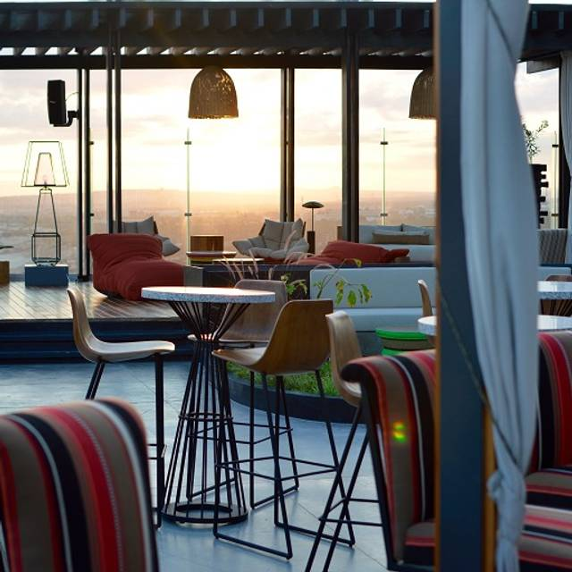 The Rooftop - The Rooftop at The Cape a Thompson Hotel, Cabo San Lucas, BCS