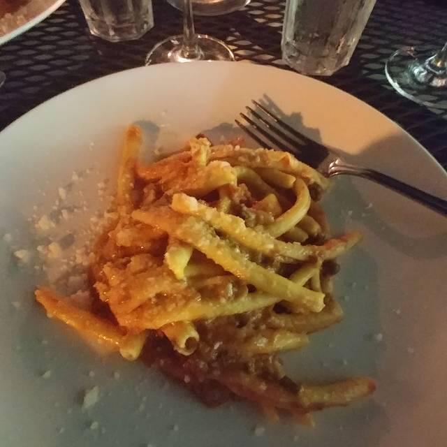Le virtu restaurant philadelphia pa opentable - Le virtu in tavola ...