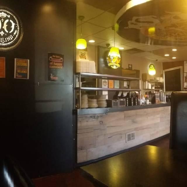 Flancer S Cafe Mesa Menu