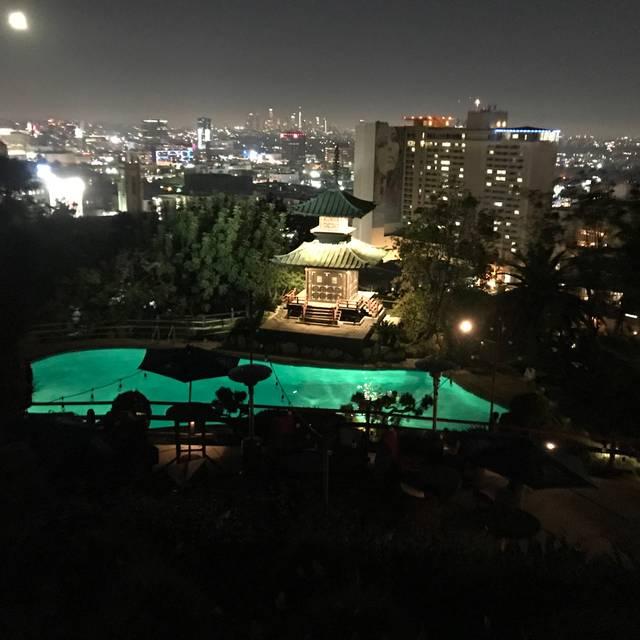 Yamashiro, Hollywood, CA