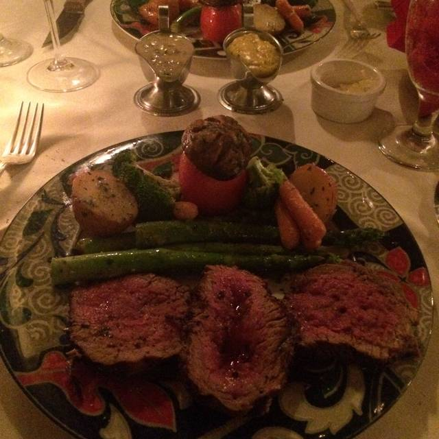 Lynn's Steakhouse, Houston, TX