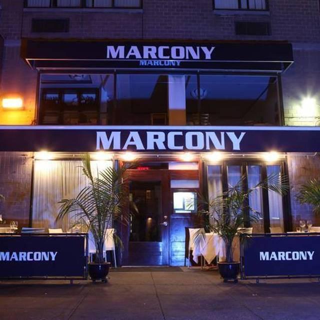 Marcony Front - Marcony, New York, NY