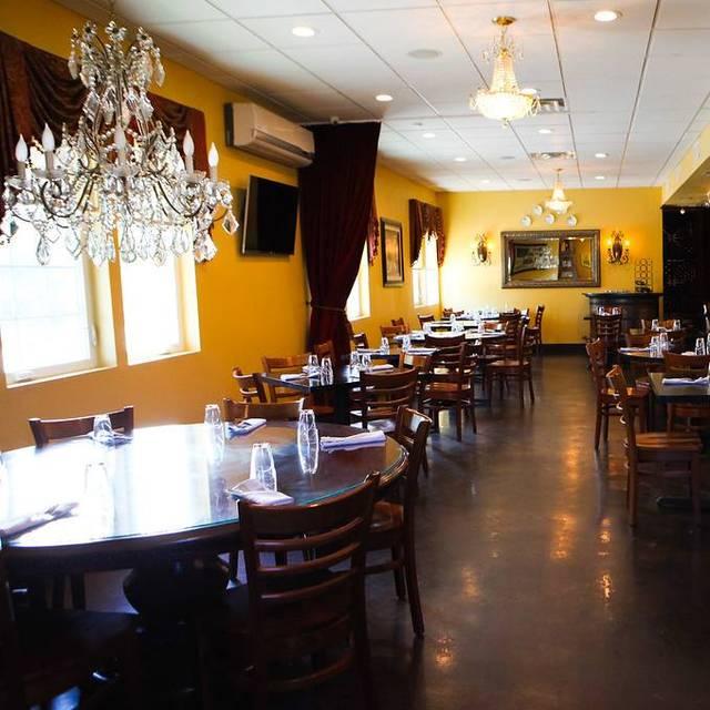 The Chandelier Room - Next Bistro, Colleyville, TX
