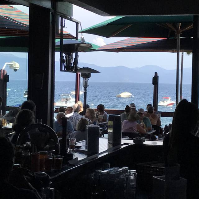 Gar Woods Grill and Pier Restaurant, Carnelian Bay, CA