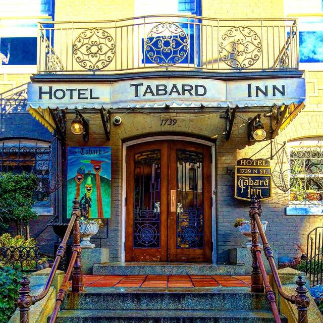 Tabard Inn, Washington, DC