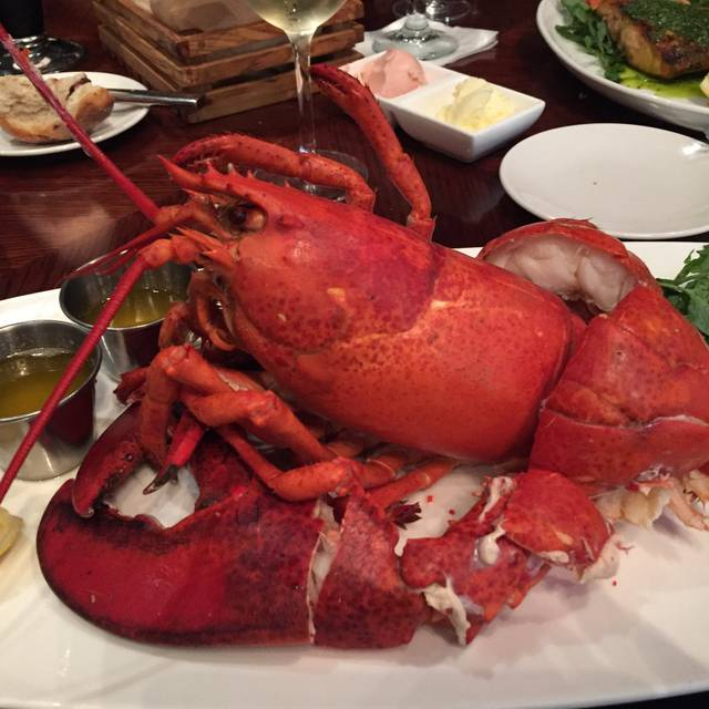 Cedars Steakhouse & Oyster Bar - Foxwoods Resort Casino, Mashantucket, CT