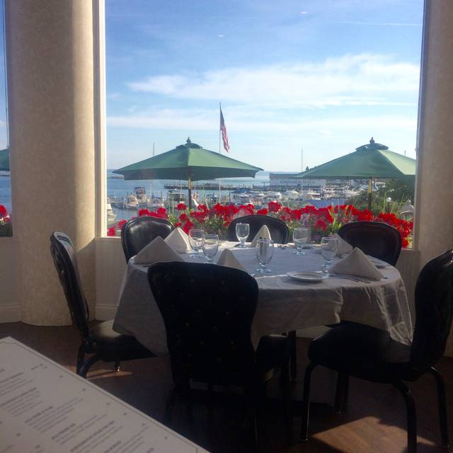 1852 Grill Room, Mackinac Island, MI