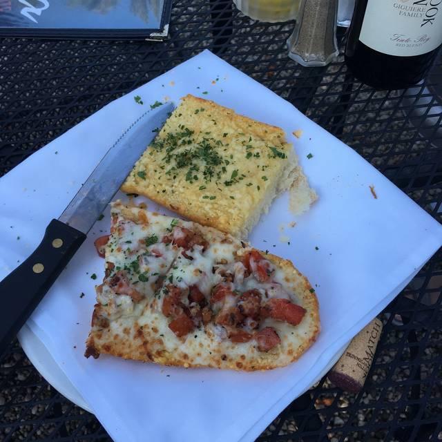 Scusa Italian Ristorante, South Lake Tahoe, CA