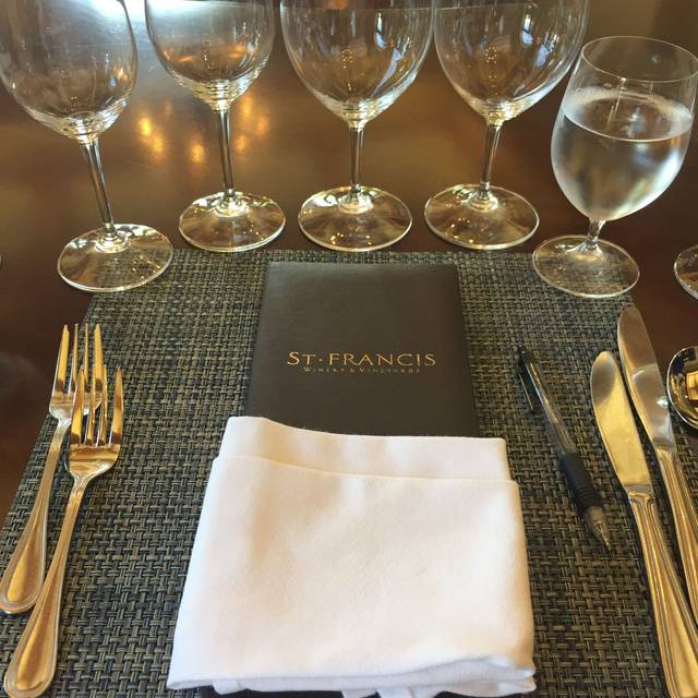 St. Francis Winery & Vineyards, Santa Rosa, CA
