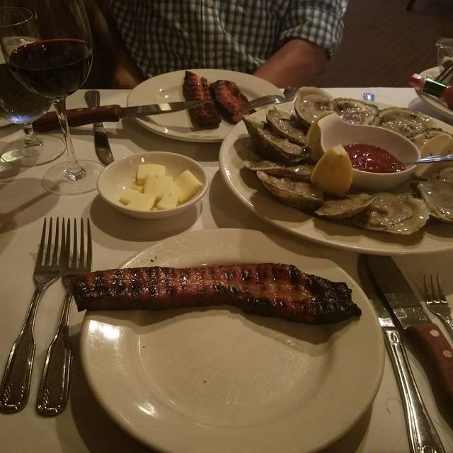 MarkJoseph Steakhouse, New York, NY