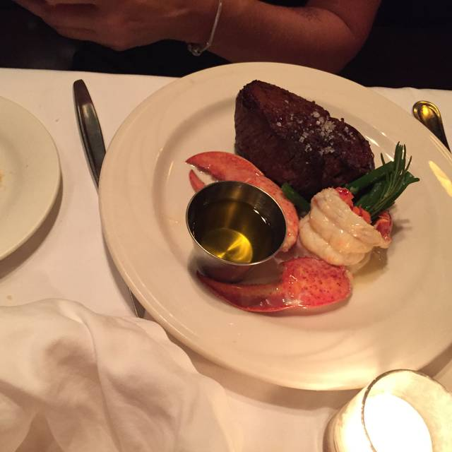 Keens Steakhouse, New York, NY