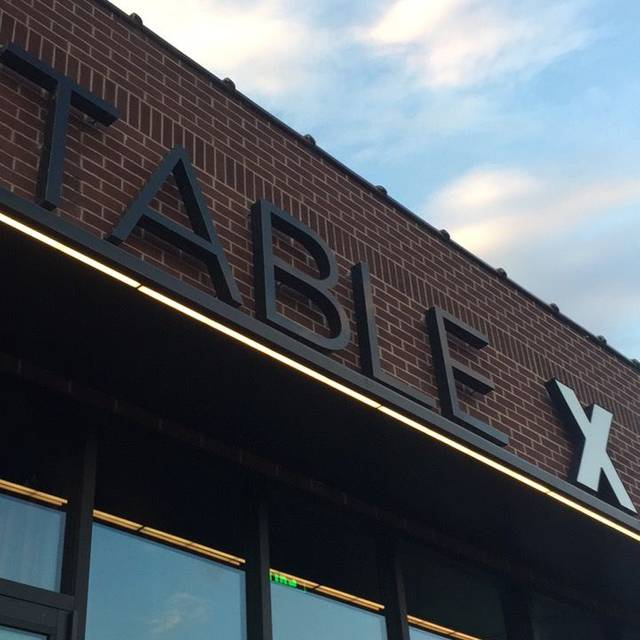 Table X, Salt Lake City, UT