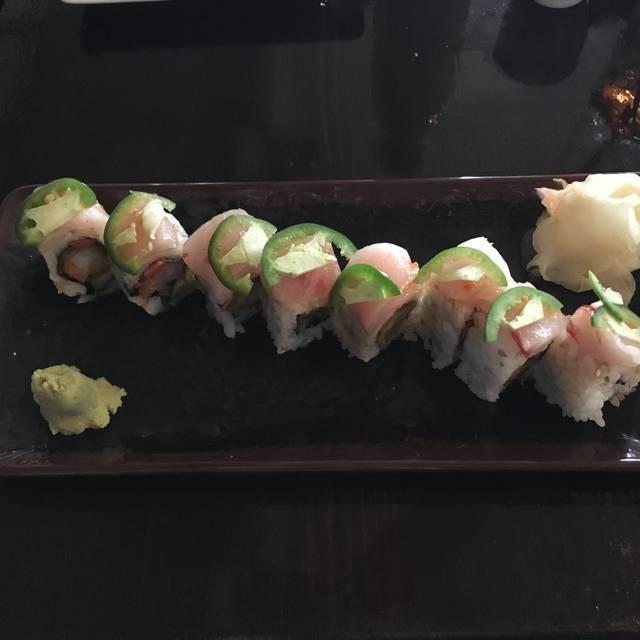 Rok Sushi Kitchen, Hermosa Beach, CA