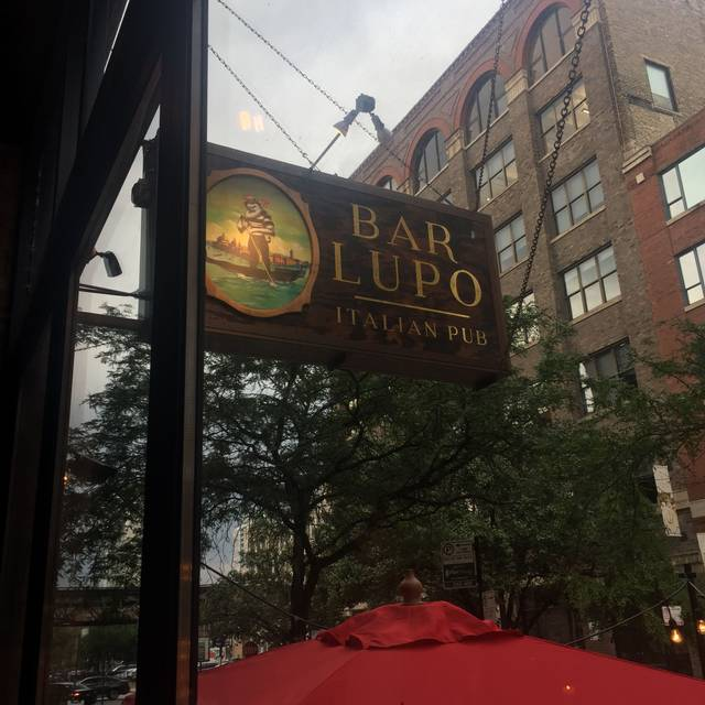 Bar Lupo, Chicago, IL