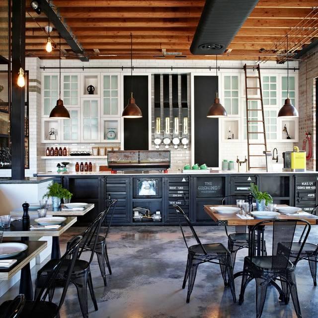 The Grounds of Alexandria Cafe, Alexandria, AU-NSW