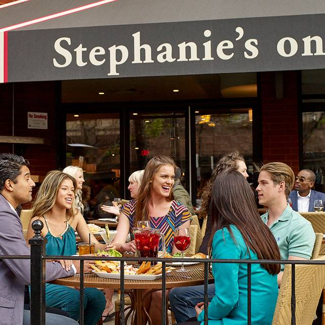 Stephanie's On Newbury, Boston, MA