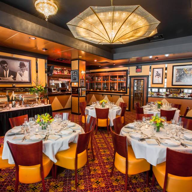 Jeff Ruby's Steakhouse, Cincinnati, OH