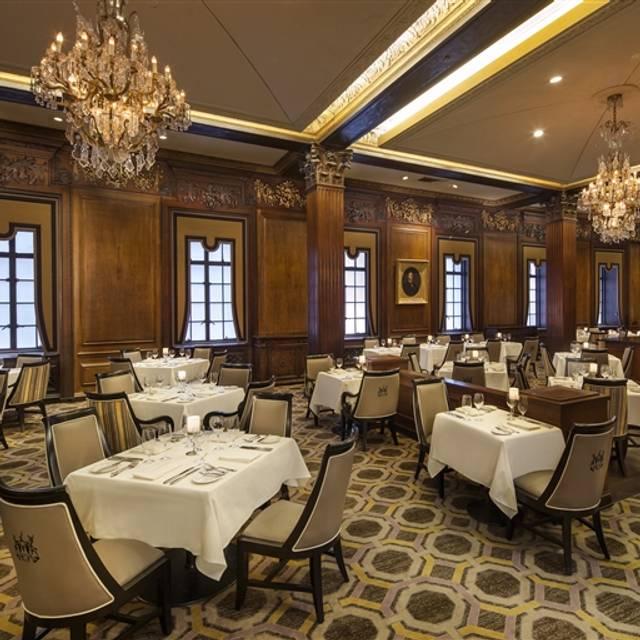 Parker's Restaurant - Omni Parker House, Boston, MA