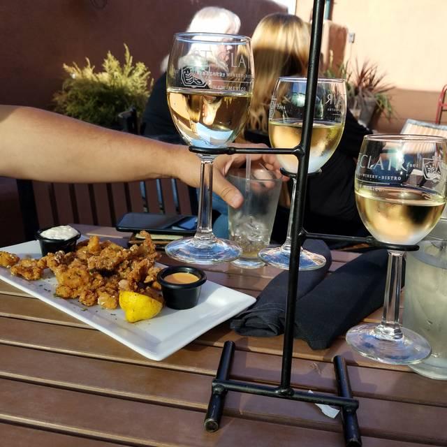 St. Clair Winery & Bistro, Albuquerque, NM