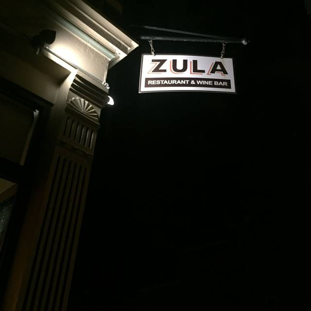 Zula Bistro & Wine Bar, Cincinnati, OH