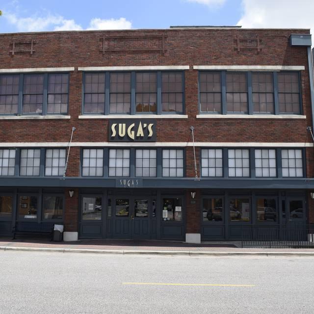 Suga's Deep South Cuisine, Beaumont, TX