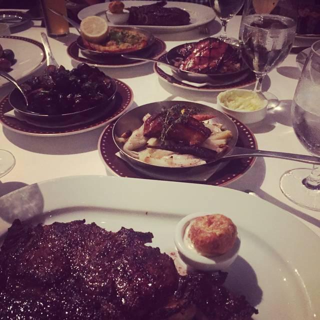 SW Steakhouse - Wynn Las Vegas, Las Vegas, NV