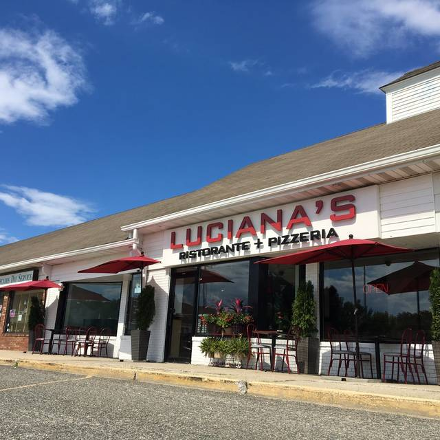 Luciana's Ristorante + Pizzeria, Port Jefferson Station, NY