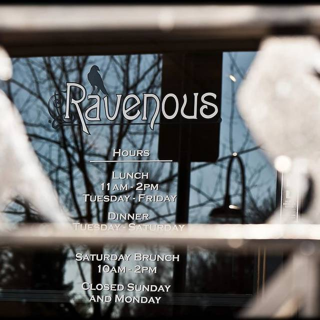 Ravenous Outside - Ravenous Cafe, Sacramento, CA