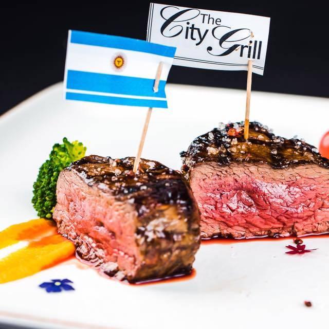 The City Grill, Dubai, Dubai