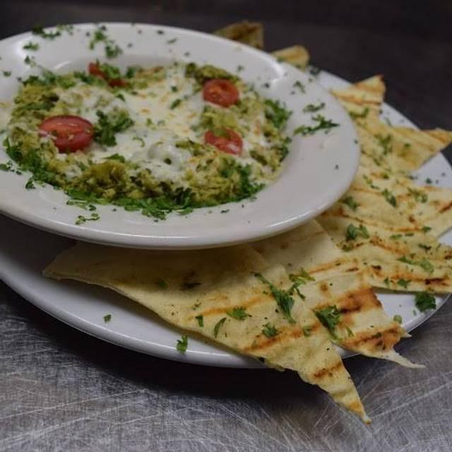 Spinach Artichoke Dip - Gondolier Italian Eatery, Boulder, CO