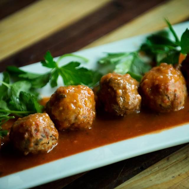 Meatballs - Andrea's, Metairie, LA