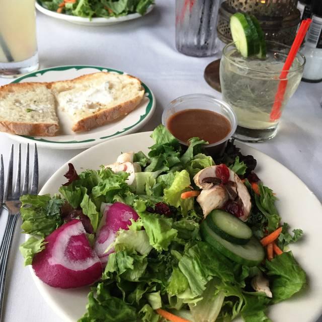 Landfall Restaurant, Woods Hole, MA